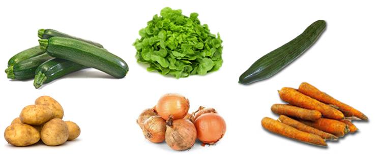 Des bio légumes !