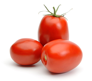 "Des tomates ""Roma"" !"